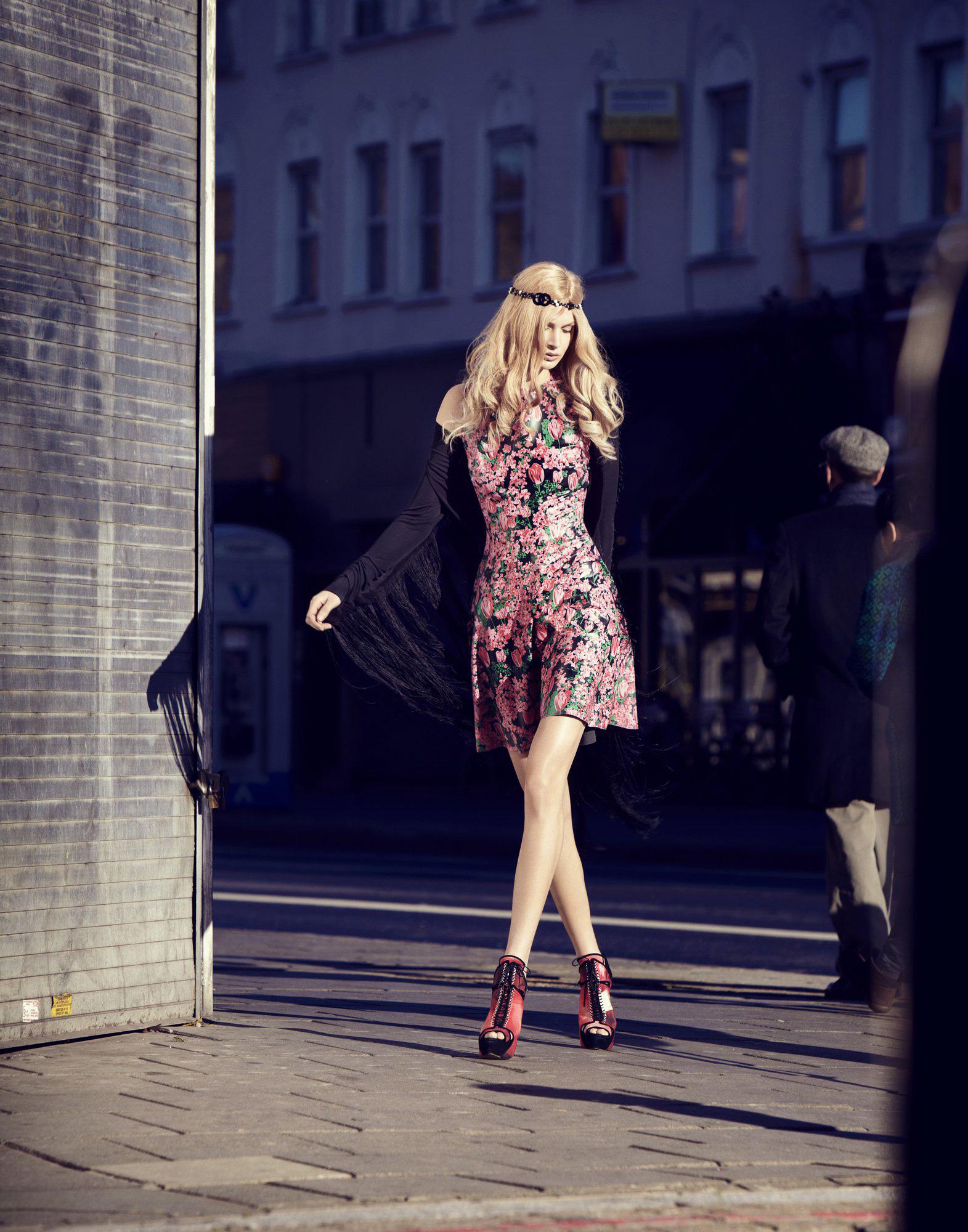 Fashion photo shoot themes 1
